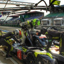 ByKolles Racing bei den 24 Stunden von Le Mans