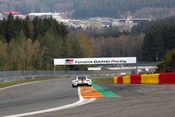 Nur 10 Minuten hatten die Fahrzeuge im Qualifying zeit