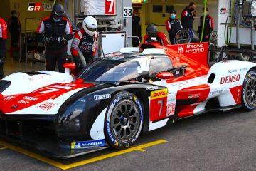 Der Toyota GR010 Hybrid gewann als erstes Auto ein Hypercar-Rennen der WEC
