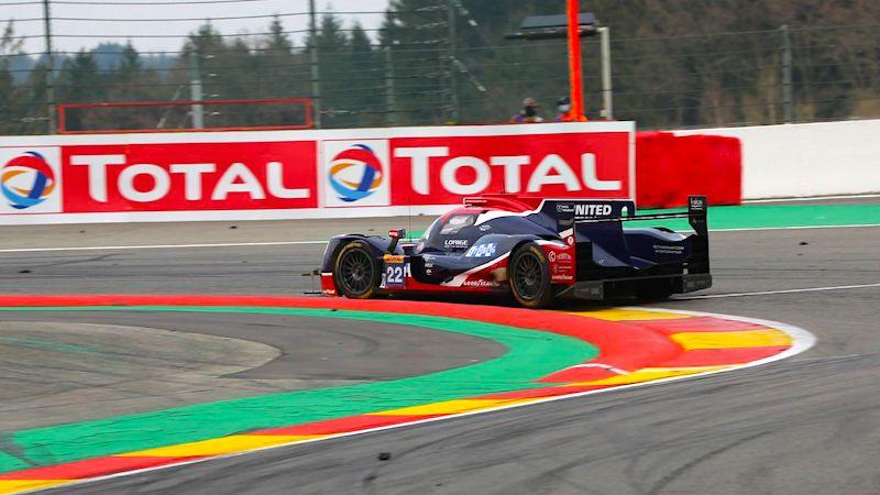 United Autosports gewinnt in der LMP2