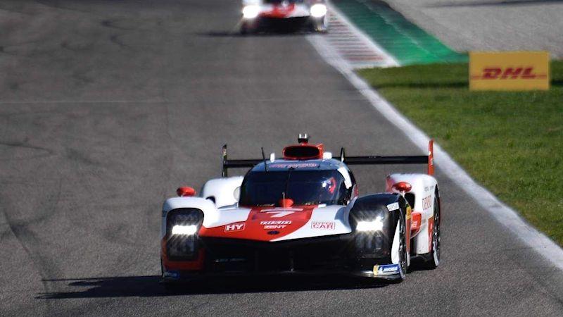 Toyota holte im Qualifying die Pole