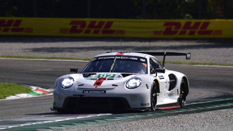 Porsche startet in der LMGTE-Pro von Pole