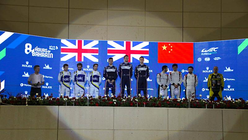 Sieg für United Autosports in der LMP2