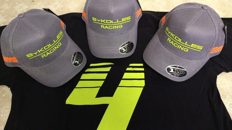 Gewinnt 3 ByKolles Racing Teamcaps
