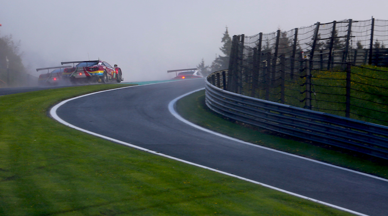 Die Eau-Rouge in Spa