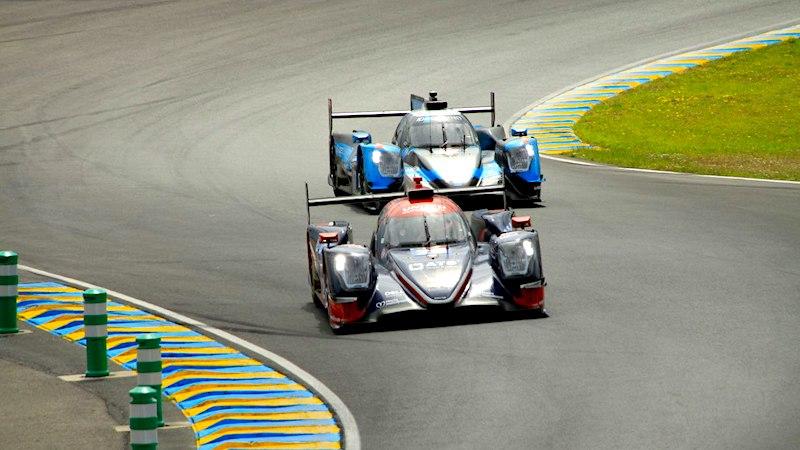 Die 24-Stunden von Le Mans im Live-Ticker