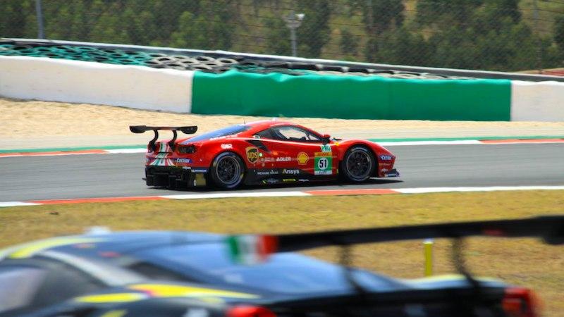 Ferrari gewann in der LMGTE-Pro