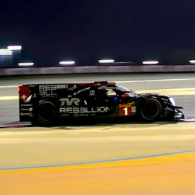 Trainingsbestzeit für Rebellion Racing in Bahrain