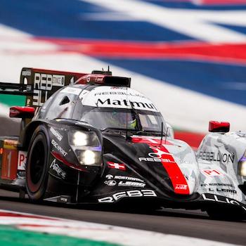 Rebellion gewinnt beim Lone Star Le Mans