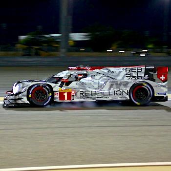 Pole für Rebellion und Porsche in Bahrain