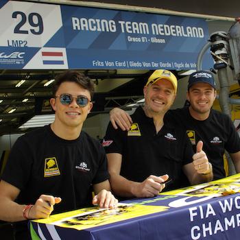 Ein Blick ins Racing Team Nederland